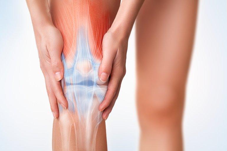 Künstliches Kiegelenk Knieprothese