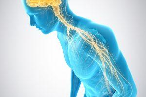 Stürze Parkinson Sensoren