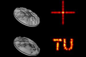 Terahertz-Strahlen 3D-Drucker