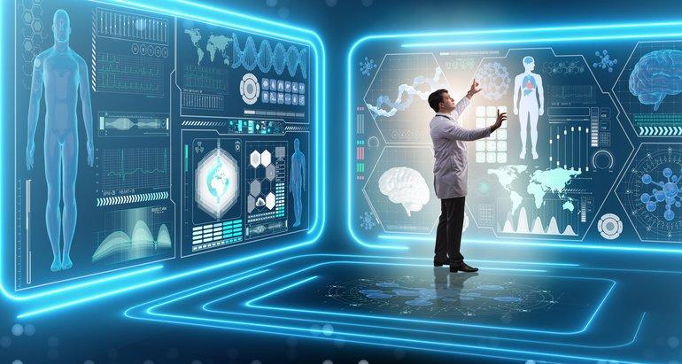 Man_doctor_in_futuristic_medicine_medical_concept