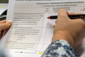 Hilfe bei der Medical Device Regulation iso 13485 checkliste