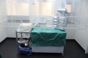Universitätsspital Zürich USZ Perfusionsmaschine Organ Transplantation