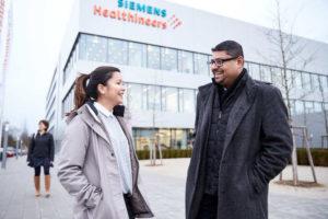 Siemens Healthineers Medizintechnik-Hersteller siemens medizingeräte