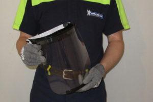 Covid-19 Protolabs Michelin schutzmasken