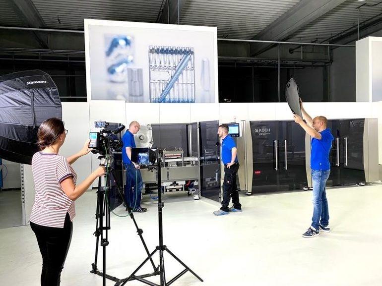 Koch Pac-Systeme Blistermaschine KBS-C kochlive