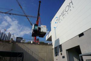Simeon Medical automatisierte Fertigung