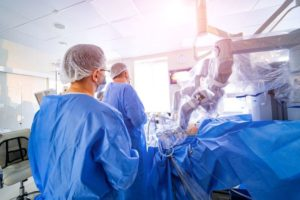 Da_Vinci_Surgery._Robotic_Surgery._Medical_operation_involving_robot.