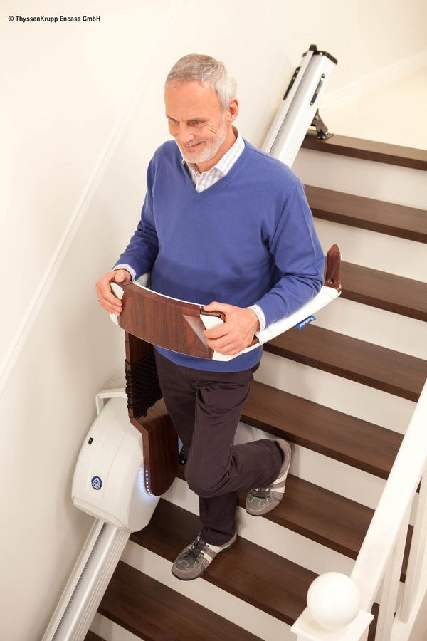 gio award 2012 thyssenkrupp encasa f r den stairwalker. Black Bedroom Furniture Sets. Home Design Ideas