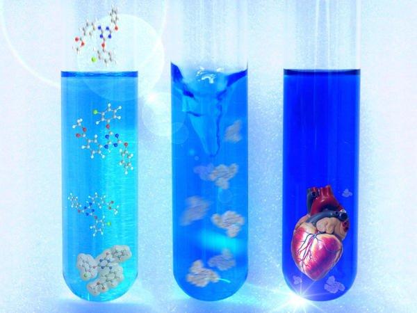 Regenerative Medizin: Differenzierung zu Herzgewebe gezielt steuern ...
