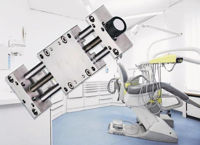 lineartechnik schmierfreie gleitlager aus technischen kunststoffen ersetzen teure w lzlager. Black Bedroom Furniture Sets. Home Design Ideas