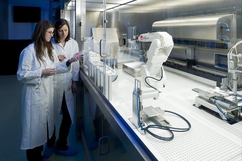 Laborautomatisierung
