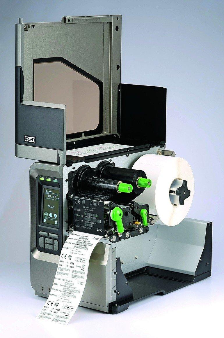 barcode kennzeichnung TSC Auto ID Technology UDI