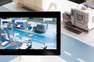 Augmented Reality Modellfabrik
