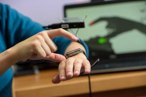 Smartwatch Steuerung