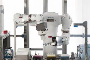 Roboter in der Fertigung