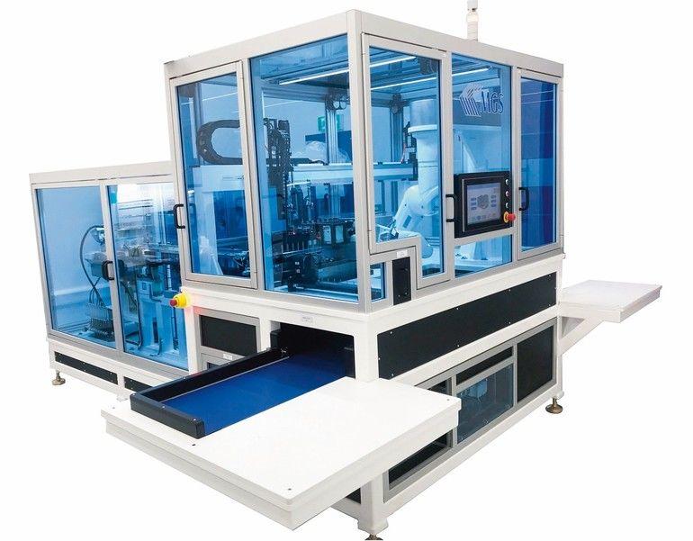 Qualitätssicherung Medizintechnik stäubli roboter mgs