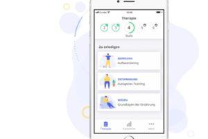 Curalie Digitale Gesundheitsanwendung