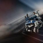 Cybathlon Rollstuh Faulhaber HSR Enhanced