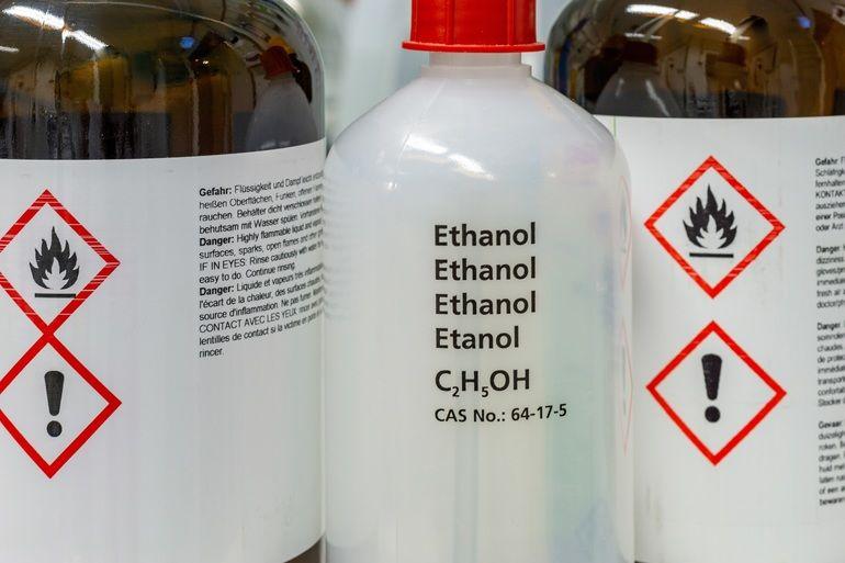 Ethanol desinfektionsmittel coronavirus Bioethanol