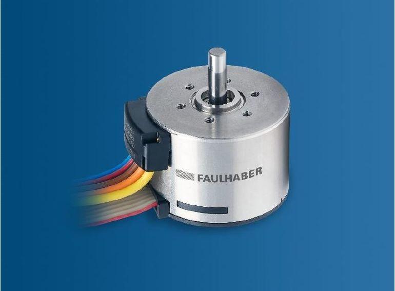 Faulhaber Mechanischer Encoder flachmotoren drehgeber