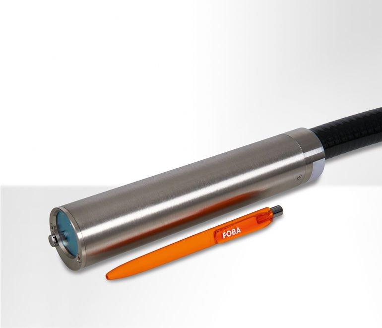 Lasermarkierungsystem alltec Markierkopf Beschriftungssystem