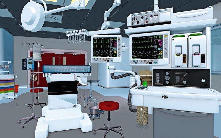 IT-Sicherheit Medizingeräte