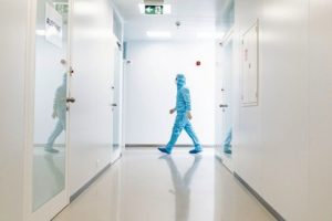IE Life Science Geistlich-Pharma reinraum GMP-Produktion