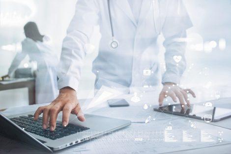 IT-Sicherheit im Gesundheitsbereich