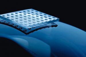 Mikrolinsen-Arrays Optiken