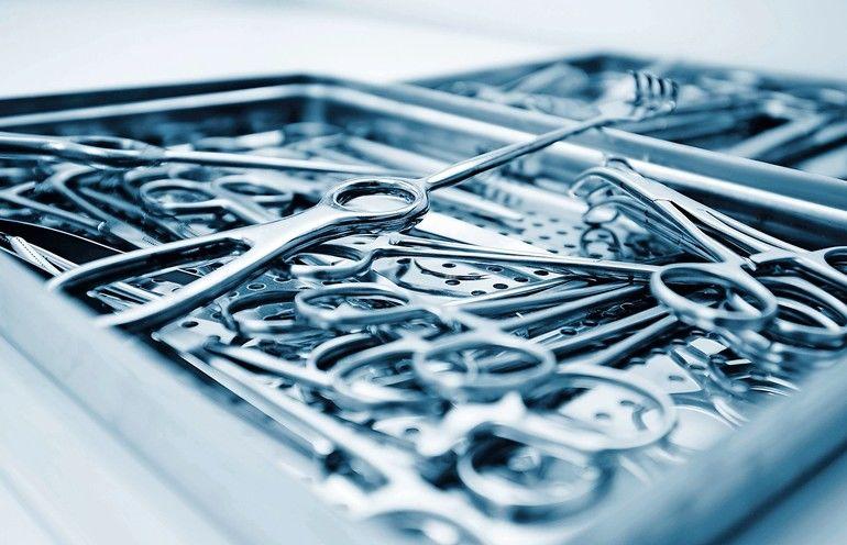 Smartrac Speciality RFID Chirurgieinstrumente Dast