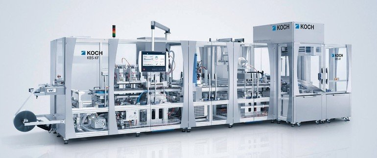 Verpackung Koch Pac Systeme