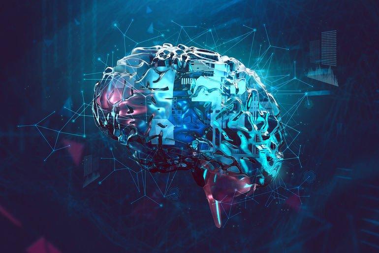 Künstliche Intelligenz Konzept