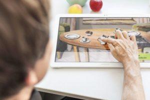 Tag-Aktiv Fraunhofer IPA demenz computerspiel