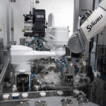 Stäubli Reinraum-Roboter