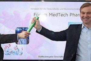 forum Medtech_Pharma_Geschäftsführerwechsel Matthias Schier Jörg Traub
