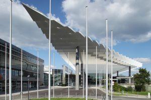 Messezentrum,_NürnbergConvention_Center,_NCC_Mitte,_Eingangsbereich_Mitte
