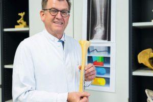 Werner-Siemens-Stiftung universität des Saarlandes knochenbruch implantat sensoren