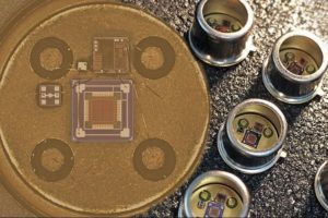 sensor fieber CIS Forschungsinstitut für Mikrosensorik Thermopiles